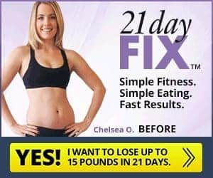 21 Day Fix Eating and Fitness Plan by Beachbody