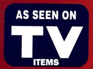 as seen on tv items